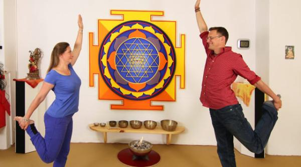 Zweijährige integrale Yogalehrerausbildung (500 UE) mit Stefan Datt und Team