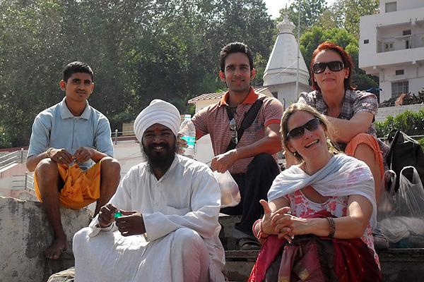 Yoga-Reisen und Wochenenden