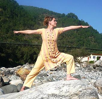 Yoga Anfängerkurs ab 17.04.2019
